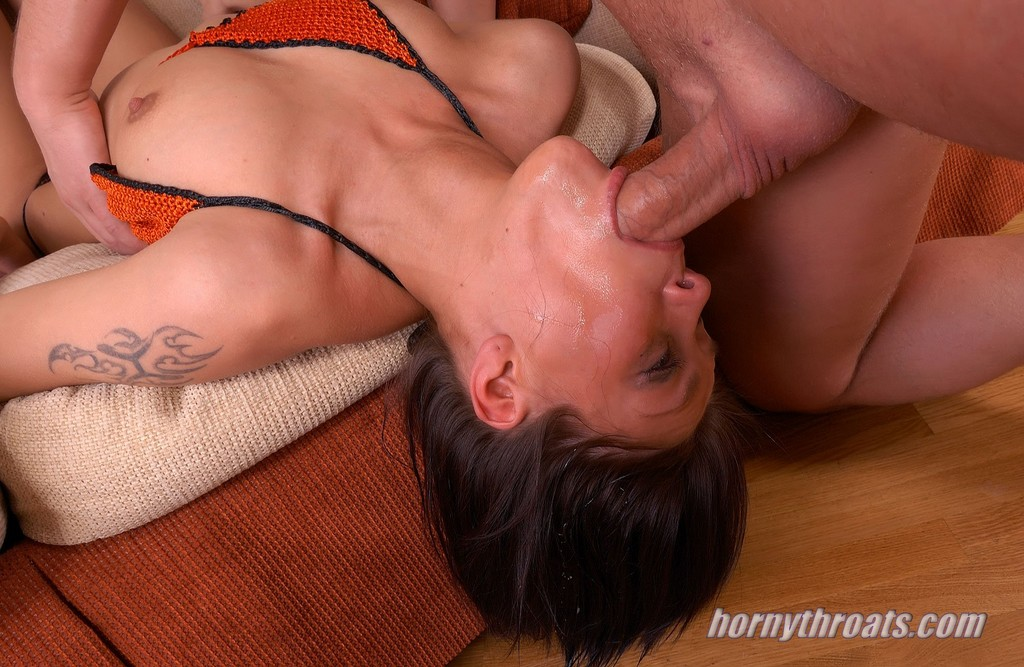 Deep throat free video sex